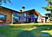 Espectacualr casa de lujo con gran jardin en campo de golf en montferrer i castellbò