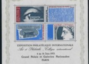 Compro sellos de francia