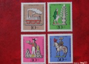 Excelente oferta de intercambio de sellos 3x1