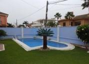 Chalet con piscina en venta en Novo Sancti Petri 3 dormitorios 150.00 m2