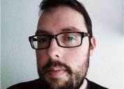 Profesor de ingles tecnicas de estudio en toledo