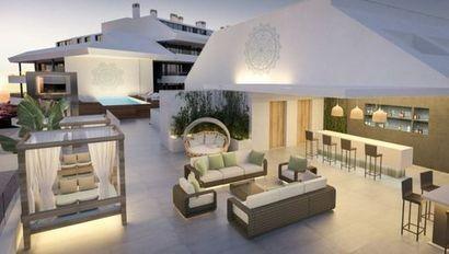 Apartamento De Obra Nueva En Venta En Fuengirola Malaga 3 dormitorios 106.00 m2