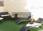 Amplio piso en benalua con patio privativo 4 dormitorios 180 m2
