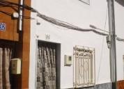 Casa de pueblo adosada para reformar un poco 4 dormitorios 150 m2