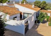 Casa chalet en venta en benitachell alicante 3 dormitorios 240.00 m2