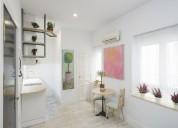 Estudio loft en venta de 27m en calle arquitectura 8 madrid 1 dormitorios 30.00 m2