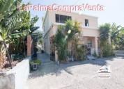 Casa chalet en venta en llanos de aridane los santa cruz de tenerife 5 dormitorios 229.00 m2