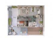 Apartamentos de lujo 1 dormitorios 109 m2