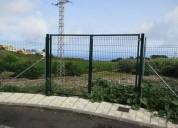 Terreno urbanizable en venta en tacoronte santa cruz de tenerife 7000 m2