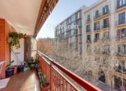 Piso en venta en carrer de sardenya barcelona barcelona 4 dormitorios 100.00 m2