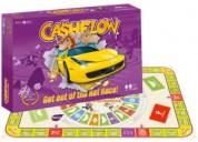 Juega una partida de cashflow en almería el sabado