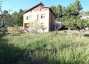 Chalet en venta de 4 habitaciones garaje y jardin en rajadell 331.00 m2