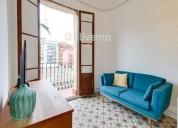 Piso en venta en carrer del rossello hospitalet de llobregat barcelona 2 dormitorios 50.00 m2