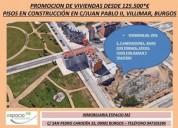 Atico de obra nueva en venta en burgos burgos san cristobal 2 dormitorios 83.00 m2