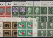Busco sellos de alemania.