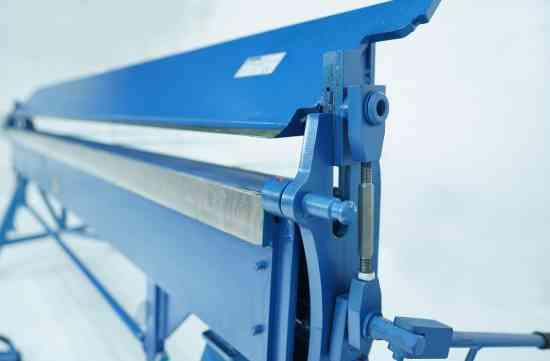 Plegadora manual 2640/2,5mm AL