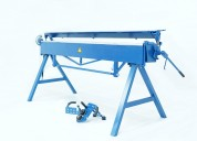 Plegadoras manual maquinas de taller para hojalata