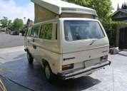 Excelente volkswagen vanagon camper 1985 avila