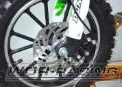 Moto cross mx5 electrica minimoto infantil regulable madrid