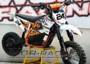 Motocross mini imr electrica litio desde 5 anos avila