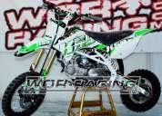 Pitbikes motocross 125 140 adulto tienda especializada toledo
