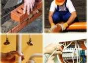 Pintor y obra menor reformas