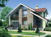 Construimos viviendas unifamiliares