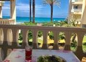 Excelente apartamento vistas al mar terraza denia denia