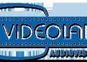 Laboratorio audiovisual especialista en video bajo