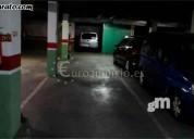 Alquilo un excelente parking