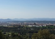 Terreno con excepcionales vistas