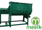mecladora horizontal MKMH250B