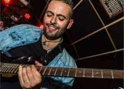 Clases particulares de guitarra en madrid