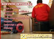 Madridportes ofrece portes en alcala de henares