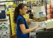 Se precisan cajeros o dependientes en gasolinera