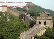 Traductor intérprete chino español en beijing, chi
