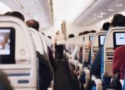 Selección de azafatas de vuelo y tierra