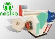 Peletizadora anulares industrial mkrd350c-w