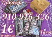 Tarot promo verano a solo 1 euros los 10 min