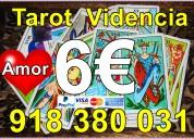 Tarot, videncia, amor por 6 euros