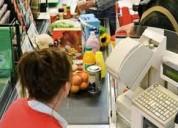 Se buscan cajeras-reponedoras en supermercados