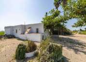 Casa en venta de 69 m y m de parcela calle encanyissada 43540 sant carles de la rapita 1 dormitorios