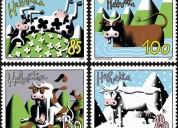 Compro sellos de francia, alemania, austria al pes