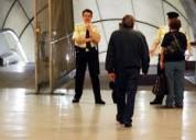 Empresas seguridad solicita vigilantes seguridad