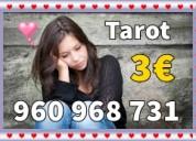 Gran oferta tarot/videncia visa a 3€