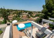 Espectacular chalet en parque de las palmeras torres de cotillas 4 dormitorios 669.00 m2