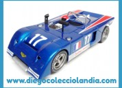 COCHES REPROTEC PARA SCALEXTRIC EN MADRID