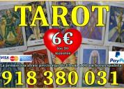 Tarot muy economico/6 euros 30 min