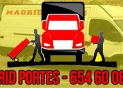 Vehiculos amplia para tus mudanzas en getafe