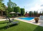 Precioso chalet en parcela de en calle aguadores de altorreal 4 dormitorios 333.00 m2
